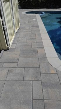 Custom Precast Pool Coping