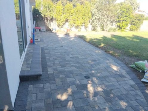 Gray Charcoal I Patter Patio