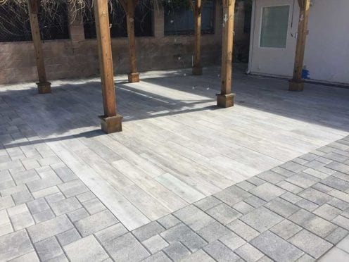 Belgard Porcelain Pavers Imported from Italy