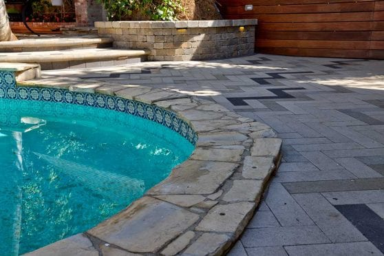 Pool Deck Paving Beverly Hills